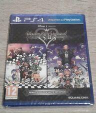 kingdom hearts I.5 + II.5 PS4 remastered neuf