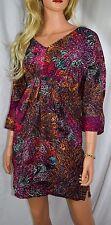 EDME & ESYLLTE ANTHROPOLOGIE Chromatique Dress Size M