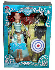 Merida Deluxe Talking Doll Brave Disney Store Authentic US