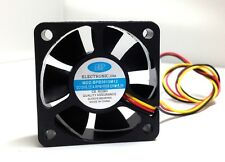 BP5015M12 FAN 12V DC 3P 50mm 50m 15mm 10 wire 3P terminal connector