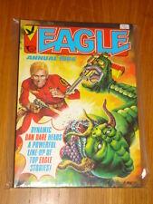 EAGLE FLEETWAY BRITISH ANNUAL 1986 DAN DARE VF