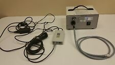 BR Surgical HLS-150 Light Source Camera Control, Head and Fiber Optic Inv 2947