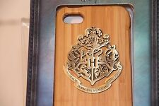 Harry Potter Hogwarts Crest iPhone 5 series Cell Phone Cover NIB Wizarding World