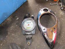 2004 kawasaki vn1600 vulcan classic speedometer and  bezel speedo