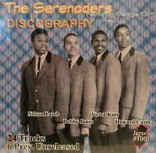 THE SERENADERS 'Discography' - 24 Tracks featuring George Kerr