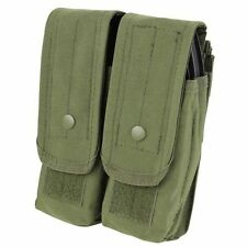 Condor MA6 Double AR/AK Mag Pouch OD Green Tactical for 5.56 & 7.62 Mags
