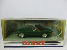 "1/43 SCALE DINKY MATCHBOX 1968 JAGUAR ""E"" TYPE MK"