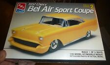 AMT 1957 CHEVY BEL AIR HARDTOP SPORT COUPE 1/25 MODEL CAR MOUNTAIN FS 6563