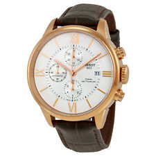Tissot Rose Gold-tone Stainless Steel Mens Watch T0994273603800