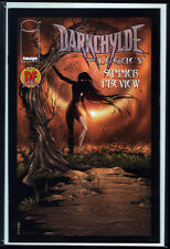 DARKCHYLDE The Legacy #1 Dynamic Forces Exclusive Summer Preview + COA NM Aspen