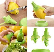2 un. jugo de limón Rociador De Cítricos Spray Mano Exprimidor De Fruta Exprimidor Cal Cocina