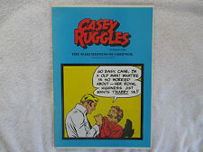 1981 Casey Ruggles Warren Tufts Dailies Jan 5-May 23 1953  Ltd ed Comics NM-