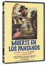 Wind Across the Everglades (Muerte en los pantanos) Burl Ives, Nicholas Ray DVD
