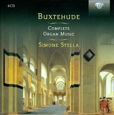 Buxtehude: Complete Organ Music, New Music
