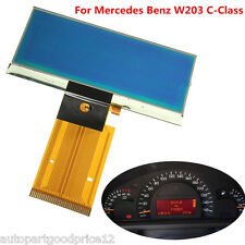 Speedometer Cluster LCD Display Screen Instrument For Mercedes Benz W203 C-Class