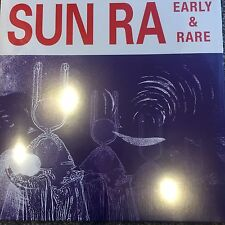 Sun Ra - Early And Rare - Vinyl LP - New & Sealed