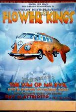 Flower Kings - 2007-tourplakat-King Crimson-tourposter
