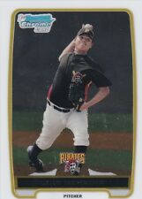 PITTSBURGH PIRATES LUIS HEREDIA 2012 BOWMAN CHROME PROSPECTS #BCP70 ROOKIE RC