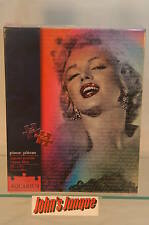 "MARILYN MONROE PUZZLE~1000 PIECES~AQUARIUS~20"" x 27""~NEW IN BOX~FREE SHIP IN US~"