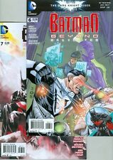 Batman Beyond: Unlimited #6, #7, #8 and #9