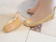 BELLY DANCE PROFESSIONAL SHOES   sizes Gold  color,size 37 - 42 europe size