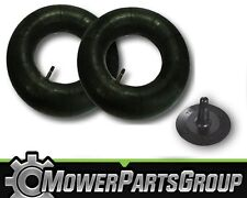 A453 Pair of New 410-3.50-6 4.00-6 TR13 Lawn Mower Tire Inner Tubes