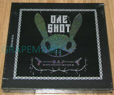 B.A.P BAP One Shot 2ND MINI ALBUM K-POP CD + PHOTOCARD SEALED