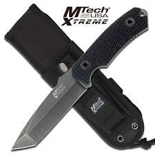 KNIFE COLTELLO DA CACCIA MTECH XTREME-8102 SURVIVOR SOPRAVVIVENZA SURVIVAL PESCA