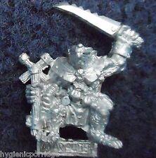 1994 SKAVEN 74469 / 4 jezzail reste 2 RATMEN armes équipe citadelle machine de guerre Crew