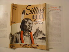 Sitting Bull Champion of His People, Shannon Garst, Dust Jacket Only