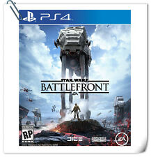 PS4 Star Wars: Battlefront SONY PlayStation Games Action Electronic Arts EA