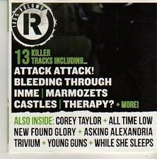 (CN310) 100% Volume, Rocksound CD #158 - March 2012 CD