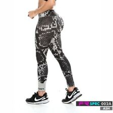 NEW!! FIBER SPARKLING COLLECTION But/Lift Apparel spandex Leggings Gym  Yoga