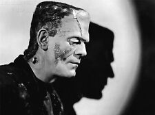 ART PRINT POSTER VINTAGE PHOToGRAPHY 1935 FRANKENSTEINS MONSTER NOFL1490
