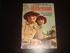 THE RIFLEMAN #9  Western, Cowboy Silver Age Dell Comics VG+ 1961