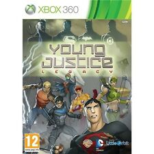 Young Justice Legacy  XBOX 360  nuovo!!
