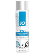 SYSTEM JO H2O PERSONAL LUBRICANT H20 4.0oz Water Based Lube