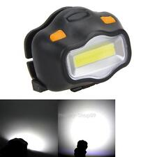 Headlight 12x COB Led Fishing Camping Riding Fishing Outdoor Lighting Head Lamp