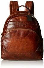NWOT Frye Melissa Leather Backpack Leather in Cognac