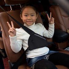 Child Car Safety Cover Shoulder Seat Belt Holder Mesh Adjuster Resistant Protect