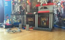 LEGO Spiderman 4860 Cafe Attack Boxed INCOMPLETE NO MINIFIGURES *rare 2004 Set