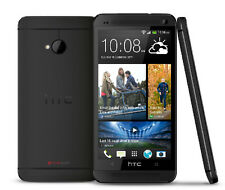 NEW HTC One M7 Unlocked Android Cell Phone - GSM 3G GPS WIFI 4MP - Black  32GB