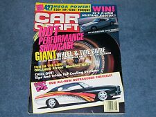 August 1990 Car Craft Magazine 427 Small Block Chevy