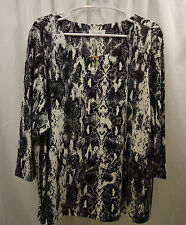 Women's Calvin Klein Plus Size Shirt  2X