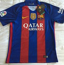 FC Barcelona Home Soccer Jersey 16/17 (Messi 10) Size: Medium (Men's)