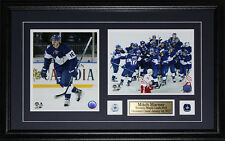 Mitch Marner Toronto Maple Leafs Centennial Classic 2 photo frame