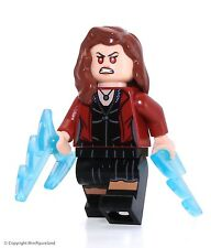 LEGO Super Heroes: Avengers MiniFigure - Scarlet Witch (Set 76031)