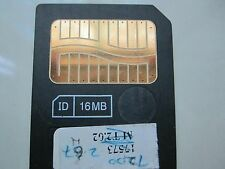 Smart media 16 MB card smartmedia SM memory