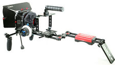 FILMCITY ADVENTURE RIG KIT FOR BLACKMAGIC Camera Fc-05 + Matte Box +Follow Focus
