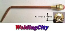 WeldingCity Welding Brazing Nozzle Tip 4-W-1 (#4) for Victor 100 Series Torch